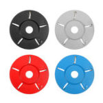 New 90mm Grinding Wheel For 16mm Aperture Angle Grinder Attachment Five-teeth Milling Cutter