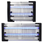 New 1600W 6W/3W Zapper LED Light Bug Mosquito Fly Insect Killer Bulb Lamp Pest Control