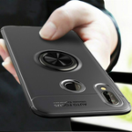 New Bakeey 360° Rotating Ring Holder Magnetic Adsorption Shockproof Protective Case for Samsung Galaxy A40 2019
