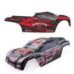 New 2PCS ZD Racing 8460 PVC Car Body Shell for 9021-V3 1/8 Rc Model Parts