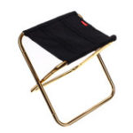 New Outdoor Portable Folding Chair Camping Picnic BBQ Beach Stool Seat Max Load 100kg
