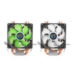 New 90mm 3Pin Quiet Fan CPU Cooler Heatsink Speed Up To 2100 RPM Cooling Mute Fans For Intel LGA775/1156/1155 AMD/AM2/AM3 CPU