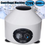 New 800D Electric Centrifuge Machine Lab Laboratory Medical 4000RPM w/ 6x20ml Rotor