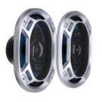 New YQ-6908P 1000W 6×9 Pair Of Component Car Speaker Ring