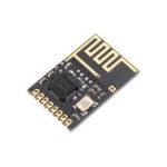 New 10pcs NRF24L01 Mini SMD 2.4GHz Wireless Module Power Enhanced Version SMD Receiver Transceiver Low Voltage Oltage Regulator Board 5V