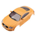 New Firelap RC Car Body Shell For 1/28 Das87 Wltoys Mini-Q RC Model Vehicle Yellow