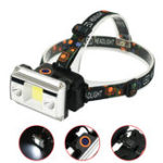 New XANES® SYT005 1100LM Headlamp 4 Modes Cycling Night Warning Light Camping Hunting Portable Emergency Lantern 18650