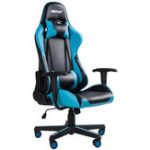 New Merax Ergonomic Office Chair Racing Gaming Chair Computer Chair Adjustable Swivel Folding Chair with Lumbar Support and Headrest