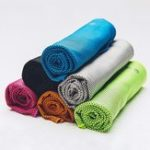 New Xiaomi Giavnvay Cool Feeling Towel Strong Water Absorption Quick-Qrying Outdoor Running Sports Towels