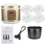 New 6L Large Capacity Automatic Black Garlic Fermenter Yoghurt Natto Maker Machine
