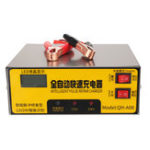 New 12V/24V 320Ah Pulse Repair With LCD Lead Acid Battery Intelligent Charger