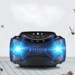 New Ultrasonic Animal Repeller Portable Mice Insect Repellent USB Electronic Mosquito Killer Sound Light Combined Drive