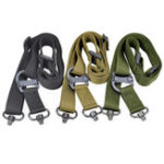 New ACTION UNION MS4 SG006 Nylon Multi-Function Tactical Belt Safety Rope Outdoor Belts