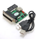 New Computer Accessories PC Diagnostic Card USB Post Card Motherboard Analyzer Tester for Notebook Laptop