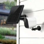 New Solar Power 1080P 2MP WIFI IP Camera PIR Detection IP65 Waterproof Two Way Voice with Solar Panel