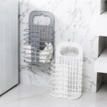 New Home Bathroom Toilet Laundry Basket Foldable Laundry Basket Toy Storage Baskets