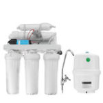 New 5 Stage Undersink Home Drinking Reverse Osmosis RO Water Filter System + Faucet