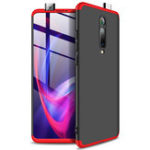 New Bakeey 3 in 1 Double Dip 360° Hard PC Full Protective Case For Xiaomi Redmi K20 / Redmi K20 Pro