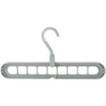 New Multi-functional Cloth Hanger Balcony Wardrobe Store Rotating Non-slip Drying Racks