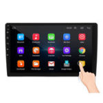 New 10.1Inch 2Din for Android 8.0 Car MP5 Player 1+16G IPS 2.5D Touch Screen Stereo Radio GPS WIFI FM