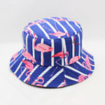 New Summer Outdoor Sunscreen Visor Fisherman Bucket Hat