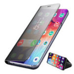 New Bakeey Mirror View Anti-fingerprint Flip Protective Case For Asus Zenfone Max Pro (M2) ZB631KL