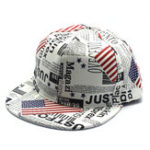 New Hip Hop Hat American Flag Patriotic Baseball Cap