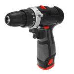 New 16.8V Cordless Drill 3/8″ Keyless Chuck 2 Speed Electric Screwdriver Li-Ion Battery