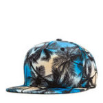 New Tropical Wind Coconut Flat Hat Leaf Hip Hop hat Baseball Cap