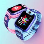 New Xiaomi Xiaoxun Y1 Kids Smart Watch 4G GPS+Beidou WIFI 5M HD Camera Video Call Walking Navigation One-click SOS IPX7 Waterproof Sports Smart Watch Phone
