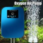 New AC/DC Mute Portable Waterproof Fish Tank Oxygen Air Pump USB   Aquarium Air Compressor for Fish