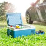 New 3Life B15 15L/12V/24V Smart APP Control Portable Car Freezer / Fridge LCD Bluetooth Car Refrigerator -20 ℃ Auto Cooler Freezer For Home & Traveling