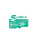 New SASTFOE Green Edition 64GB U3 Class 10 TF Micro Memory Card for Digital Camera MP3 TV Box Smartphone