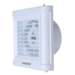 New 220V Mute Ventilation Extractor Exhaust Fan Blower Kitchen Bathroom Toilet Bath Ventilation Fan