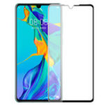 New Bakeey Full Glue Full Coverage Anti-explosion Tempered Glass Screen Protector for Huawei P30 Pro