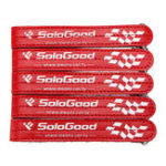 New 5Pcs SoloGood 20X250mm Metal Buckle Battery Strap for Lipo Battery