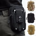 New CAMTOA Outdoor Tactical Bag Waist Nylon Fanny Pack Camping Military Army Pouch