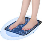 New Battery Type EMS Intelligent Portable Electric Foot Pad