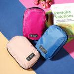 New Portable cosmetics storage bag wash bag cosmetic bag