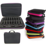 New 19 Bottles 15ml Essential Oils Storage Holder Carrying Bags Travelling Case Oils Storage Bag