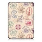 New TPU Printing Tablet Case Cover for Kindle Paperwhite4 – Stamp