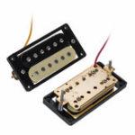 New 2pcs Double Coil Humbucker Guitar Pickup for Zebra/Ibana Electric Guitar