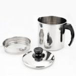 New 1.3L Household Dripping Oil Pot Grease Lid Filter Container Bottle Cooking Tools