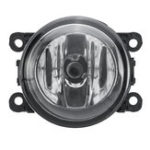 New Car Front Bumper Fog Lights Lamp with H11 Bulb Yellow for Ford Acura Honda