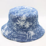 New Double-sided Available Side Holiday Sun Bucket Hat