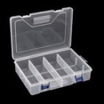New F240 234x168x62MM Double Layer Component Box Parts Box Storage Box Tool Box Electronic Component Box