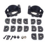 New ZD Racing 8037 C-mounts For 9106-S 1/10 Thunder RC Car Parts