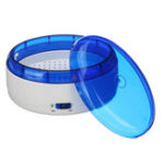 New 500ml Digital Ultrasonic Cleaner Ultra Sonic Jewelry Watches Glasses Cleaning Machine