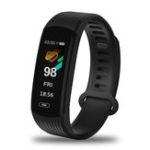 New Zeblaze PLUG S IP67 Waterproof 0.96 inch IPS Color Screen Heart Rate Customizable Clock Faces Smart Bracelet Smart Watch