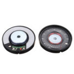 New 2pcs 30MW 5x38mm Replacement Speaker Driver For Headphone Earphone